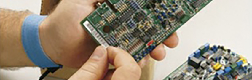 ESD Concerns with PCB Assembly: Barcode Labeling and Masking