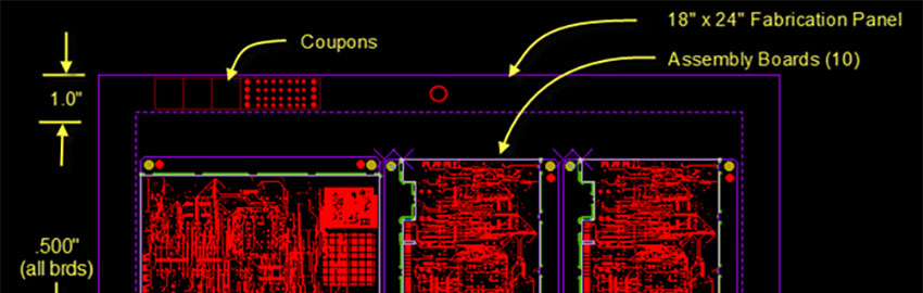 Reducing PCB Costs through Panel Optimization