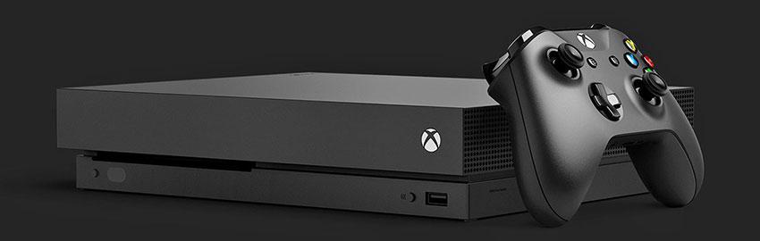 Microsoft Xbox One X Teardown