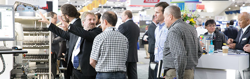 IPC Apex Expo Was No Standard Fare
